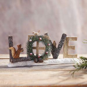 Love Holiday Decoration