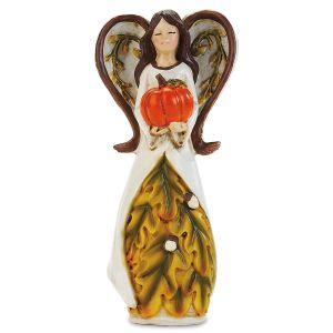 Angel Autumn Figurine