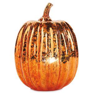 Lighted Pumpkin Decoration