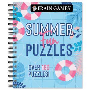Summer Fun Puzzle Brain Games®