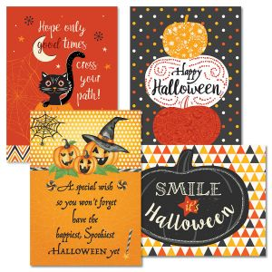 Halloween Smiles & Fun Halloween Cards