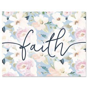 Floral Faith Note Cards
