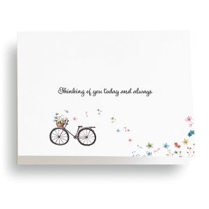 Thinking of You Today Note Cards