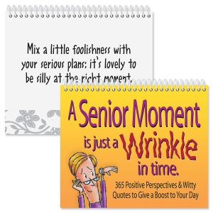 Page-a-Day Senior Moments