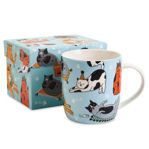 Cats Mug-in-Box