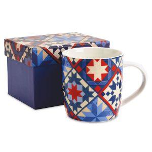 Quilt Mug-In-Box