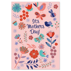 Bunches of Love Mother's Day Card