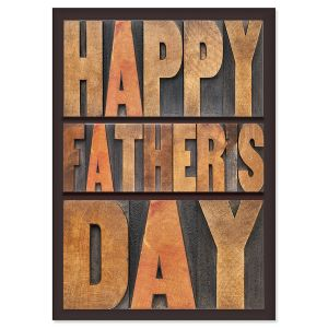 Great Father Father's Day Card