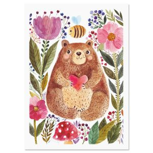 All My Heart Bear Friendship Card