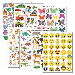Kids Stickers Value Pack