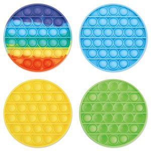 Silicone Bubbles Fidget Poppers