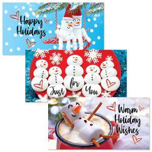 Snowfolk Gift Card or Cash Holders
