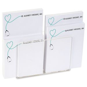 Medical Personalized Notepad Set