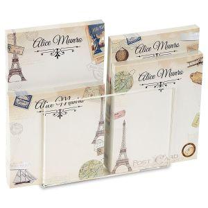 Travel Personalized Notepad Set