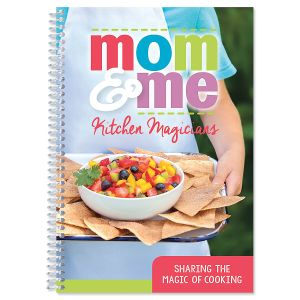 Mom & Me Kitchen Magicians Cookbook