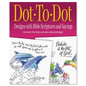 Dot-To-Dot with Scripture