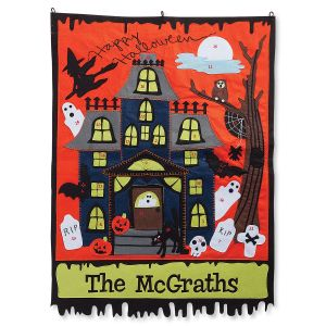 Personalized Halloween Countdown Calendar