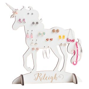 Unicorn Personalized Jewelry Stand