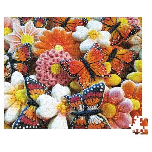 Butterfly Cookies Puzzle