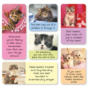 Faith Kitten Magnets