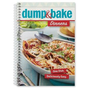 Dump and Bake Dinners Outdoor Cooking Cookbook