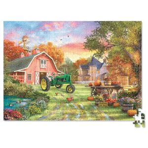 John Deere® 1,000 Piece Puzzle