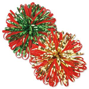 Christmas bows christmas ribbon for gifts current catalog firework bows negle Gallery