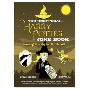 Hufflepuff Harry Potter Joke Book