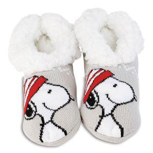 Snoopy Slipper Socks