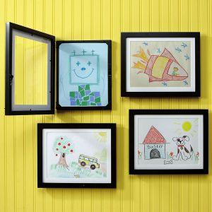 Wall Art Cabinets
