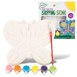 Paint Your Own Butterfly Stepping Stone