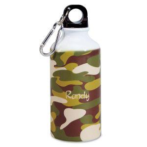 Camo Water Bottle