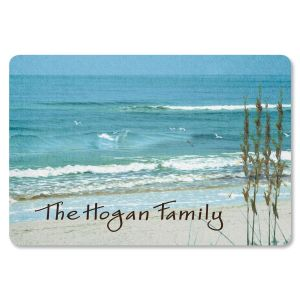 Seashore Welcome Doormat