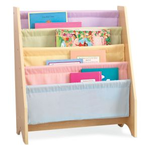Soft Canvas Pastel Sling Shelf