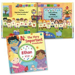 The Very Important Preschooler Storybook