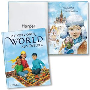 My Very Own® World Personalized Adventure Storybook