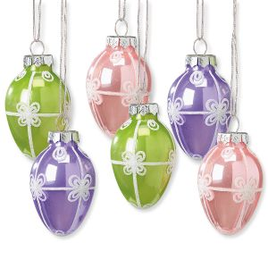 Easter Egg Ornaments