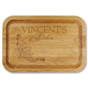 Vineyard Red Alder Cutting Board