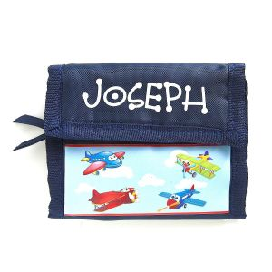 Boys Personalized Wallet
