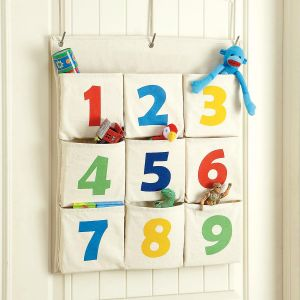 Personalized Over-the-Door Organizer