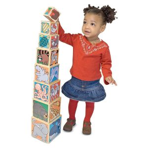 Wooden Animal Nesting Blocks by Melissa & Doug®