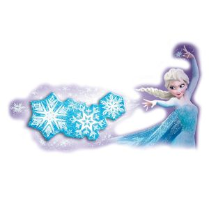 Disney Frozen® Snowflake Light Dance Wall Projector