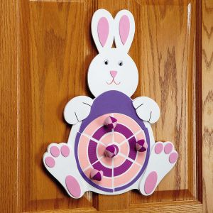 Easter Bunny Target Game
