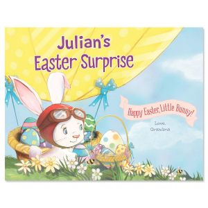 An Easter Surprise Personalized Story Book