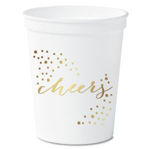 Cheers Party Stadium Cups