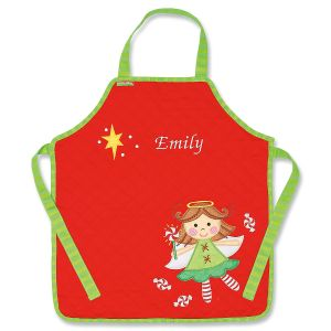 Personalized Angel Apron by Stephen Joseph®