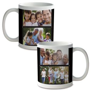 Family Name Personalized Photo Mug