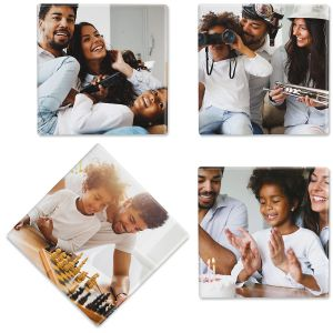 Full Personalized Photo Coasters