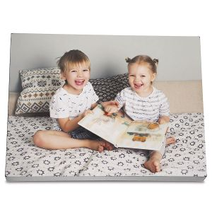 Horizontal Personalized Photo Plaque