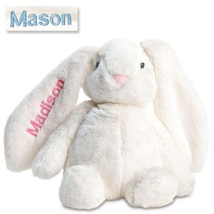 Personalized Downy Bunny by Baby Ganz®